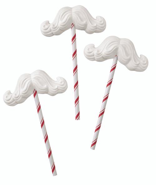 Santa's Moustache Lollipop Mould