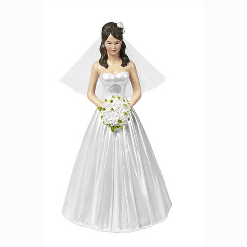 Classic Bride Wedding Cake Topper