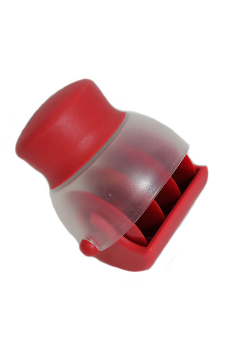 Red Smart Gadget Herb Mincer