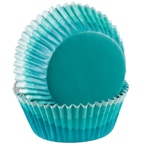 ColourCup Blue Ombre Baking Cups