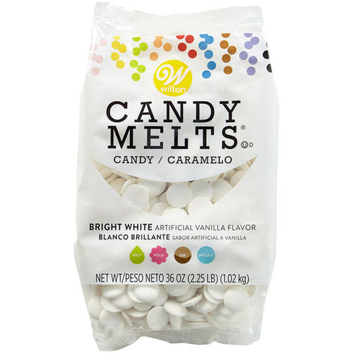 Bright White Candy Melts 1kg bag