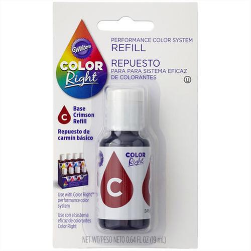 Colour Right Refill Crimson Food Colour