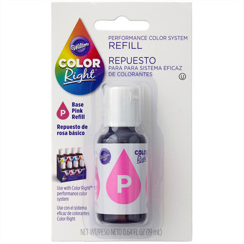 Colour Right Refill Food Colour Pink