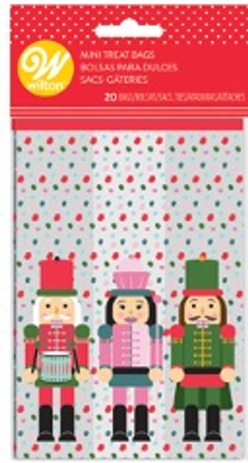 Nutcracker Mini Treat Bags