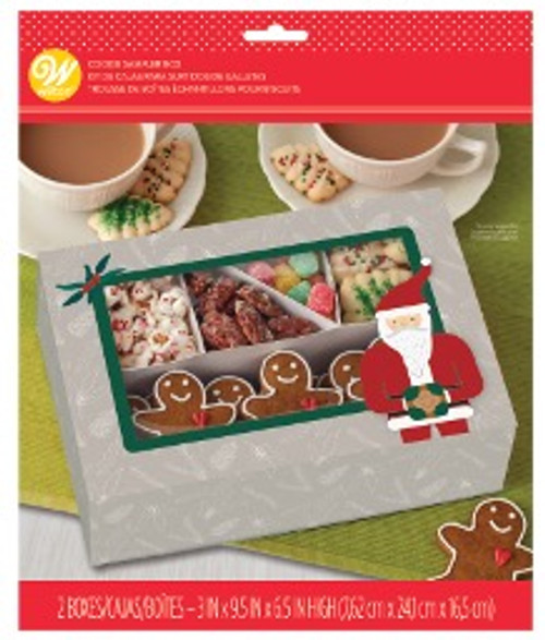 Seasons Greeting Sampler Treat Box