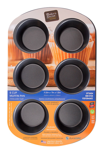 6cup Muffin Pan