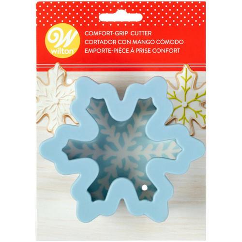 Snowflake Comfort Grip Cutter