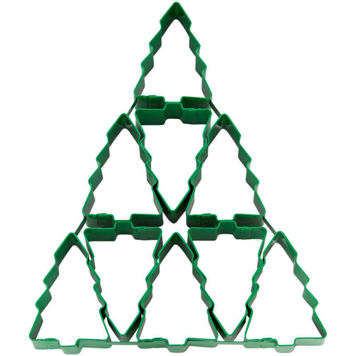 Christmas Tree Multi Cookie Cutter