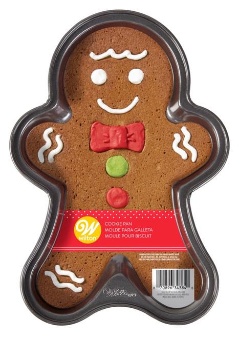 Gingerbread Boy Cookie Pan