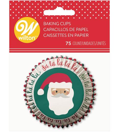 Santa Std Baking Cup