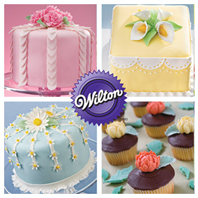 Gum Paste and Fondant Wilton Course