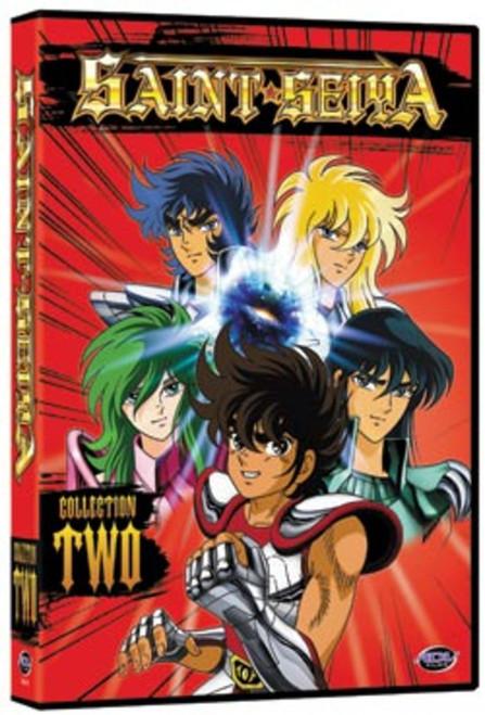 Saint Seiya DVD Collection 2 (Hyb)