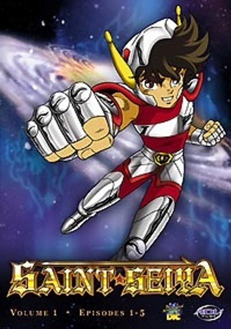 Saint Seiya DVD 1 (Hyb)