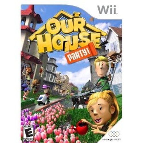 Our House Party (wii)