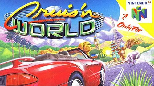 Cruis'n World Cruisin N64