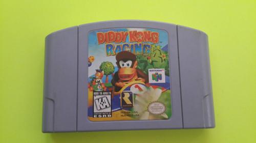 Diddy Kong Racing (Nintendo 64) ! Fast Shipping! N64