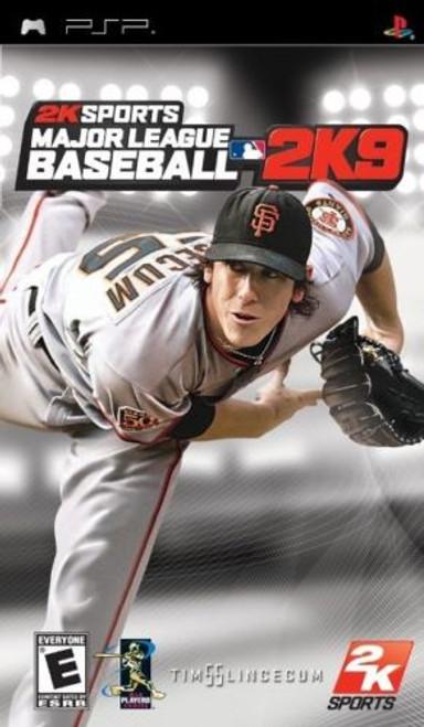 Major League Baseball 2K9 PSP Game
