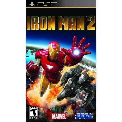 Iron Man 2 Sony PSP (Disk Only)