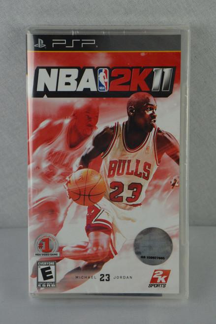NBA 2K11 Sony PSP