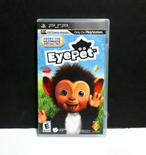 Virtual Eye Pet game for Sony PSP