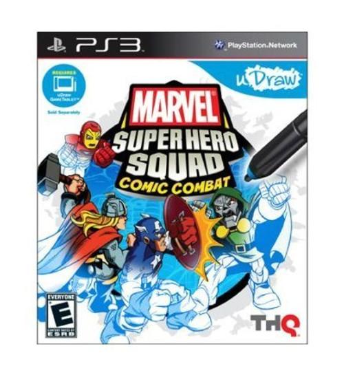 UDRAW MARVEL SUPER HERO SQUAD: COMIC