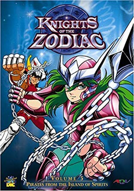 Knights of the Zodiac, Vol. 5: Pirates From the Island of Spirits