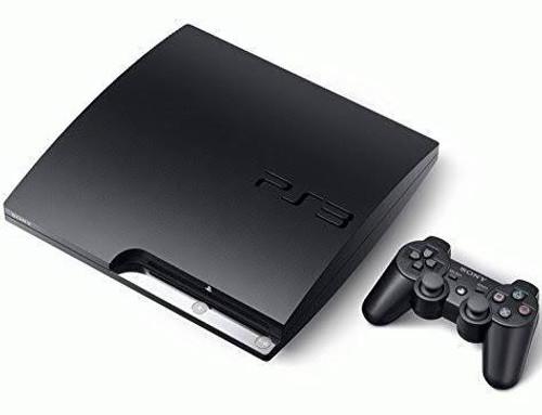 PlayStation · PlayStation 3 · 160 GB · Blu-ray Compatible · PlayStation Network / Plus · Wi-Fi