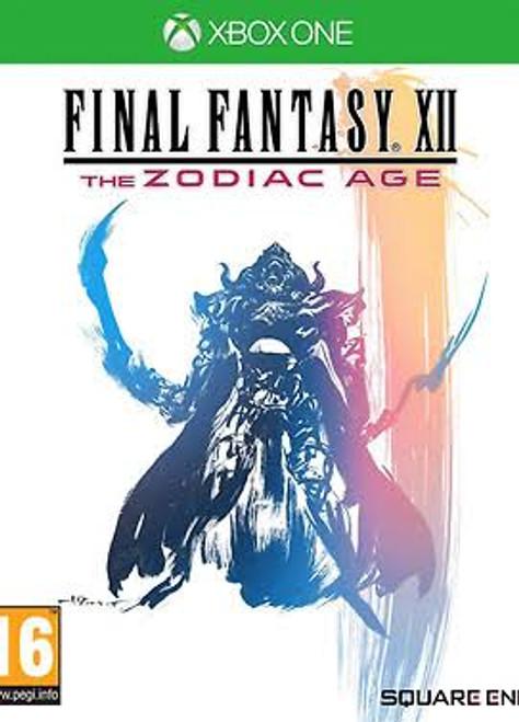 Final Fantasy XII: The Zodiac Age Xbox ONE (XBOX)