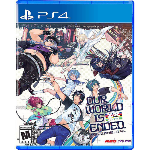 Our World Is Ended Day 1 Edition - PlayStation 4