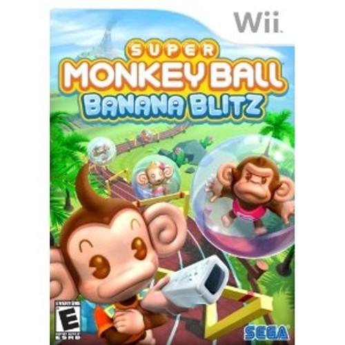 Super MonkeyBall  Banana Blitz