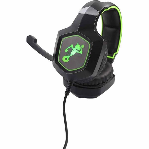 Teknmotion Tmxyb1gn Yapster Xbox1 Surround Sound Headset Blk