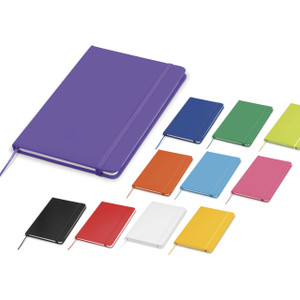 A5 notebook with custom logo printing