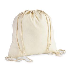 cotton drawstring bags with logo printing