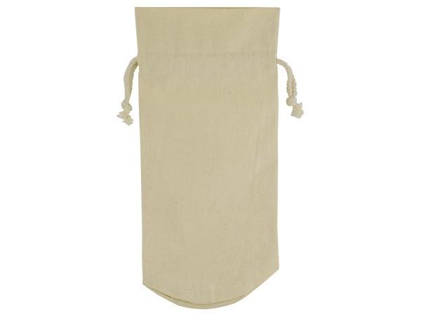 drawstring bag for wine bottle