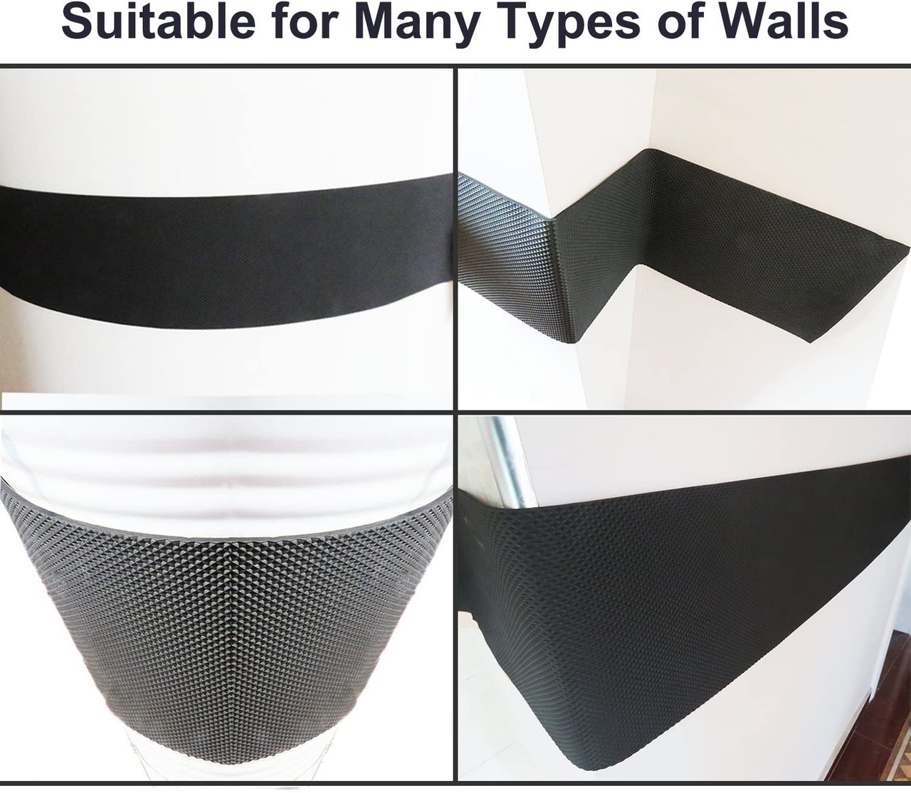 Ampulla GWP01 Ultra Thick Waterproof Garage Wall Protector, Designed in Germany