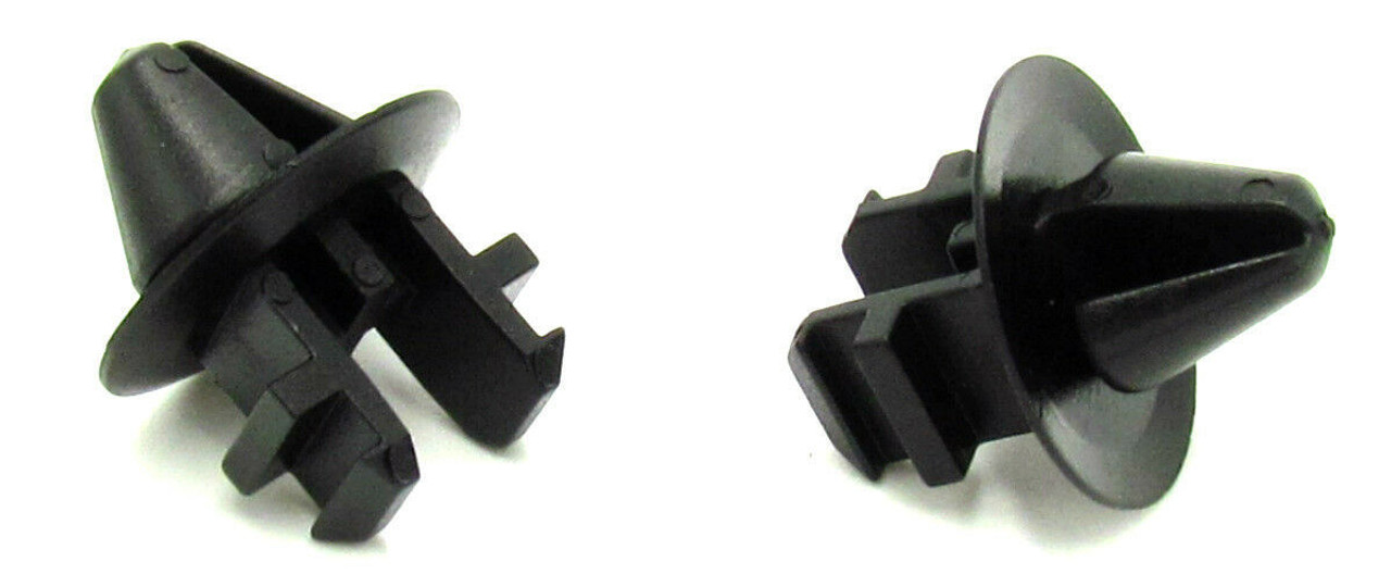 25 Pcs Cowl Grille Retainer Clips Ford F150 Lincoln Trucks W708771-S300 Grill