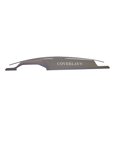 Coverlay Light Gray Dash Cover 16-124LL-LGR For 86-90 Mercedes Benz 124 Body