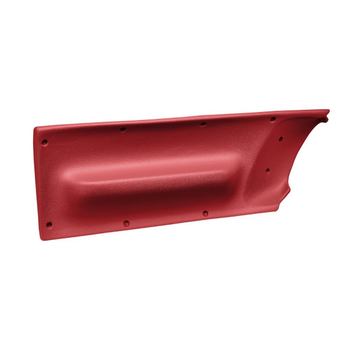 Coverlay Red Replacement Door Panel Insert 17-92-RD For 99-02 VW Beetle