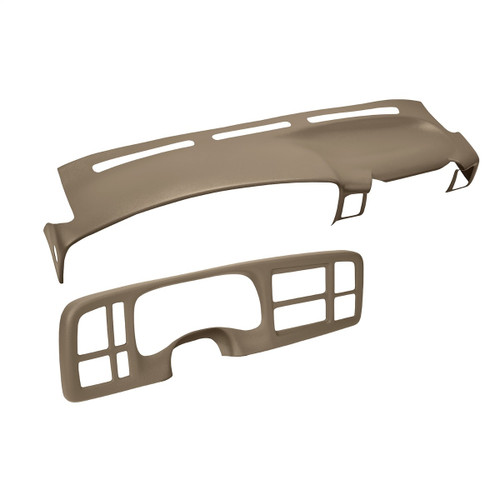 Coverlay Light Brown Dash & Instrument Cover 18-597C-LBR For 99-07 Chevy GMC