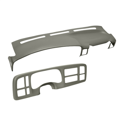 Coverlay Taupe Gray Dash & Instrument Cover 18-597C-TGR For 99-07 Chevy GMC