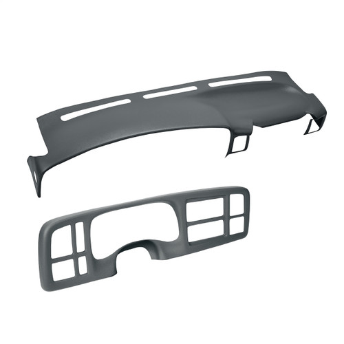 Coverlay Slate Gray Dash & Instrument Cover 18-597C-SGR For 99-07 Chevy GMC