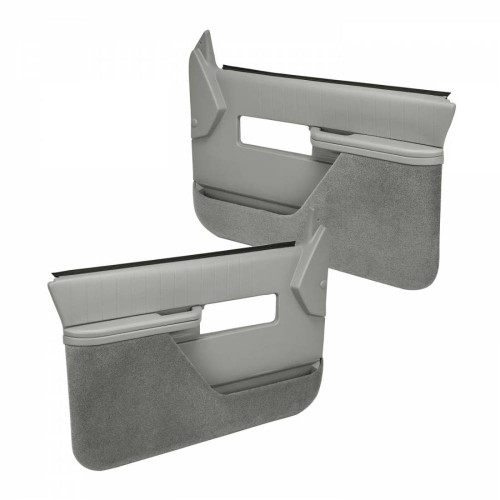 Coverlay 18-606C27F-LGR Light Grey Interior Accessories Kit For 90-94 Chevy GMC