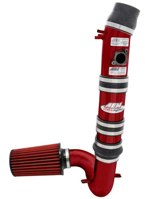 AEM For 04-06 Mazda RX-8 Red Cold Air Intake