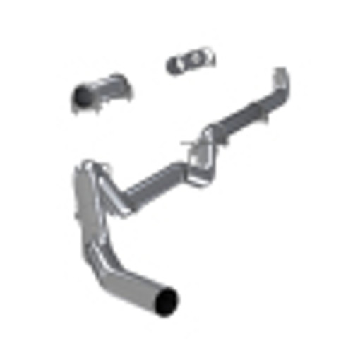 MBRP For 01-07 Chev/GMC 2500/3500 EC/CC SLM Series 4in.