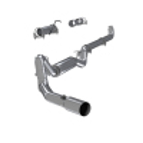 MBRP For 01-07 Chev/GMC 2500/3500Duramax, EC/CC 4in Down Pipe Back