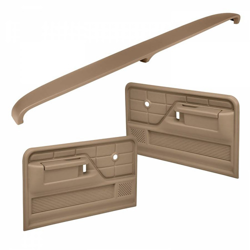 Coverlay 12-103C-LBR Interior Accessories Kit For 73-79 Ford Trucks