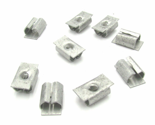 10 Mercedes Undercar Shield Clip Nut 0019949845 Use With Part # 2019900536