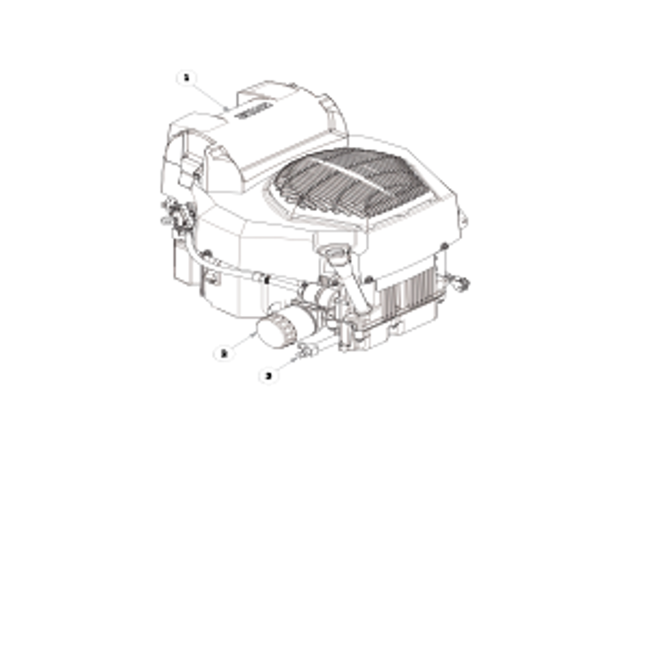 IPL FASTRAK 935627 - Engine Service Parts Kohler