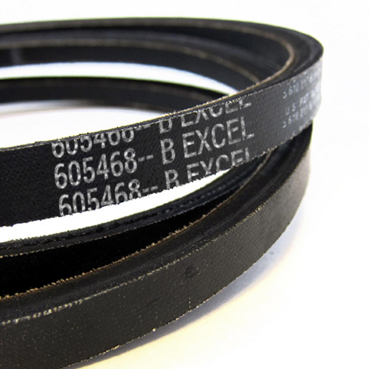 HUSTLER OEM Replacement Belt Replace 605468 1//2X67.25