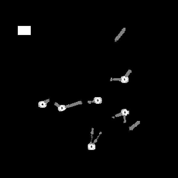 Parts lookup for HUSTLER DIESEL Z 928119 - Deck Installation - Side Discharge